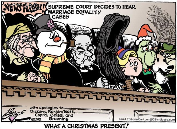 Editorial Cartoon • 12.14.12