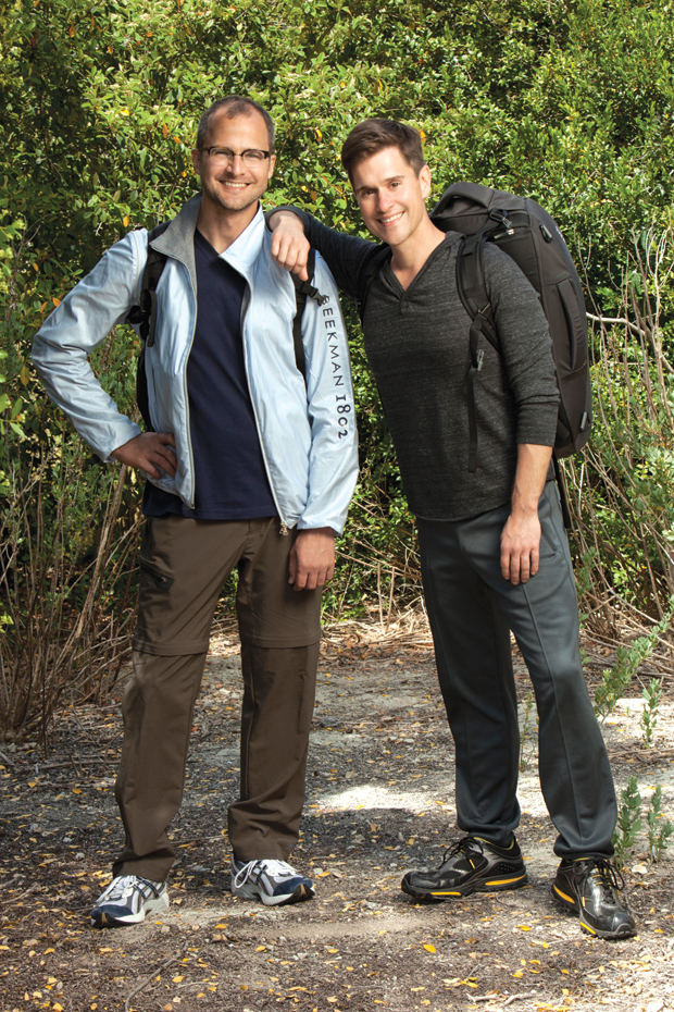 Cooking Channel's Beekman Boys on their amazing 'Race'