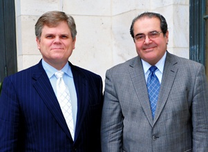 Anti-gay U.S. Supreme Court Justice Antonin Scalia to speak at SMU tonight