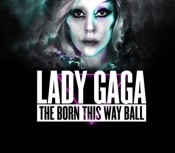 Lady Gaga at the American Airlines Center