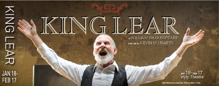 """""""King Lear"""" presented by Dallas Theater Center"""