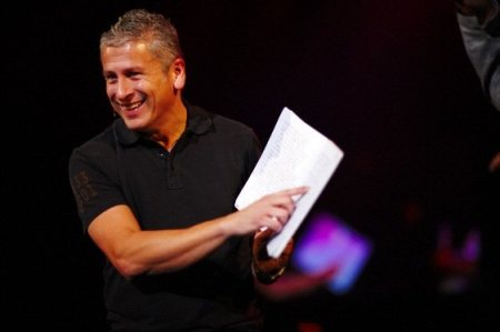 UPDATE: Anti-gay pastor Louie Giglio pulled from inauguration program