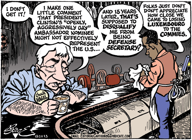 Editorial Cartoon • 01.04.13