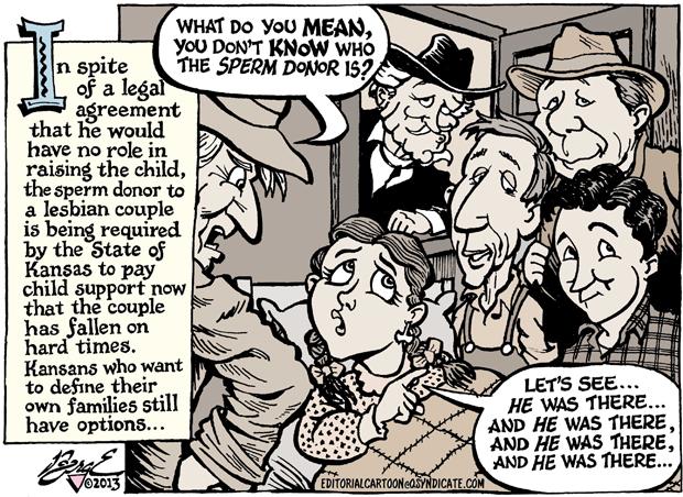 Editorial Cartoon • 01.11.13