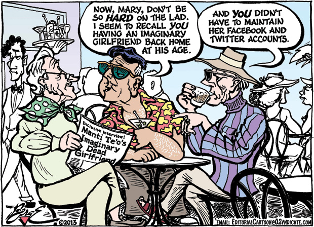 Editorial Cartoon • 01-25-13