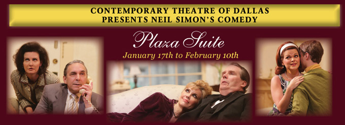 """Plaza Suite"" at Contemporary Theatre"