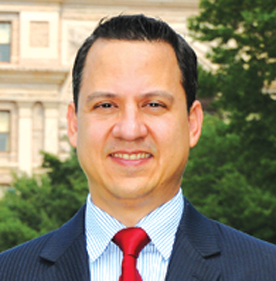 VIDEO: Jonathan Saenz explains the opposition to marriage equality in Texas