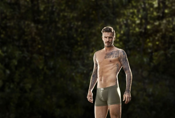 WATCH: David Beckham gets his own streaking video courtesy of Guy Ritchie
