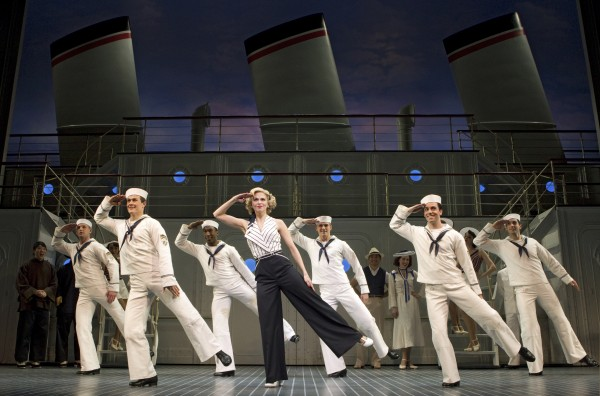 REVIEWS: 'Anything Goes,' 'Catch Me,' 'The Chairs,' 'The Lucky Chance'