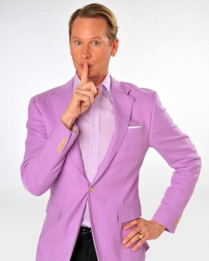 Carson Kressley hopes for equal time with men's Swimsuit Edition