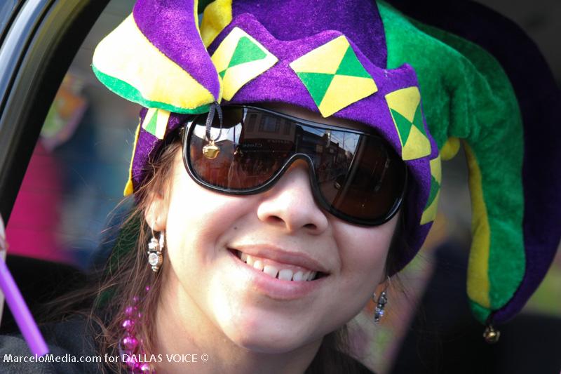 PHOTOS: Mardi Gras Parade in Bishop Arts