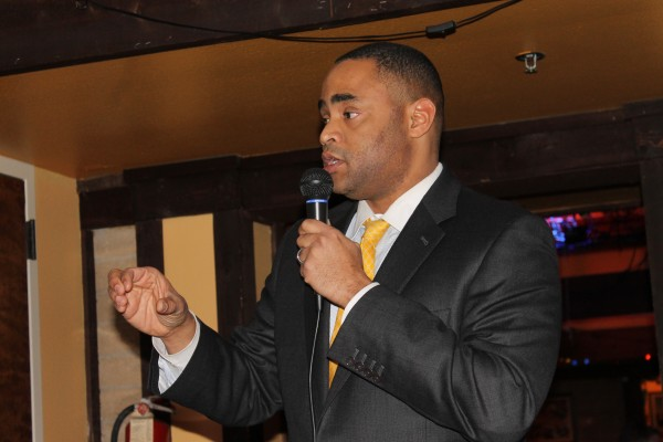 WATCH: Congressman Marc Veasey calls for LGBT immigration equality