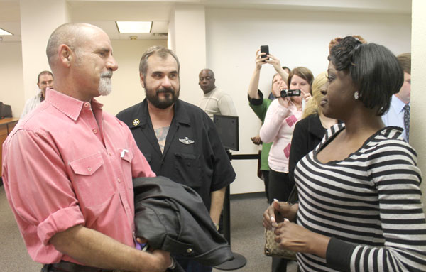 Dallas County Clerk's Office denies same-sex couple a marriage license