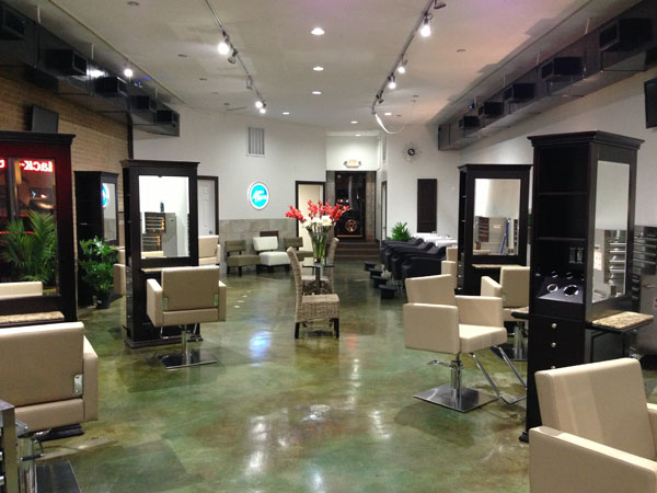 Aura Salon fills long-vacant space on Cedar Springs; open house Saturday