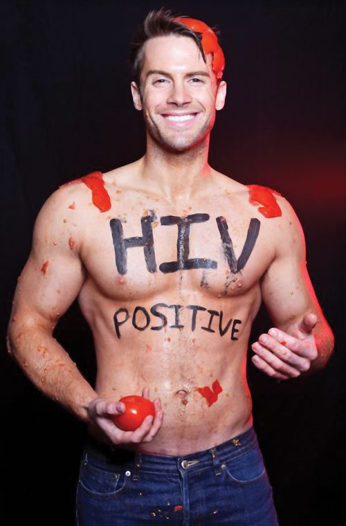 dating someone hiv positive gay