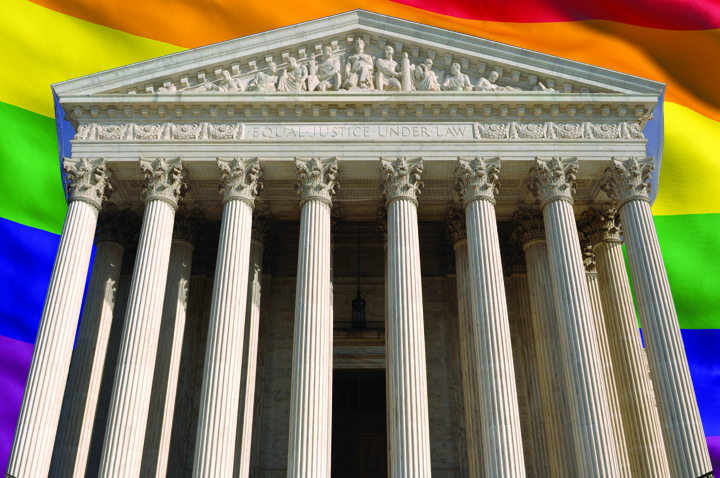BREAKING: SCOTUS rules for marriage equality