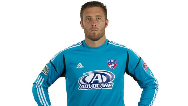 FC Dallas' Chris Seitz among 1st MLS players to join Athlete Ally