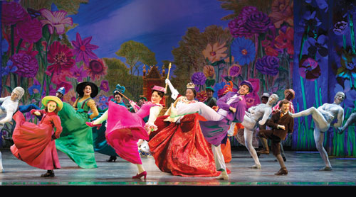 STAGE REVIEW: 'Mary Poppins'