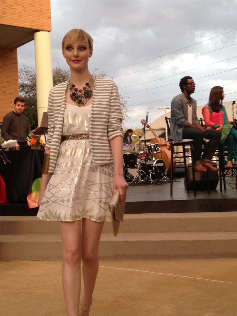 Scenes from Dress 4 Yellow, Mockingbird Station fashions