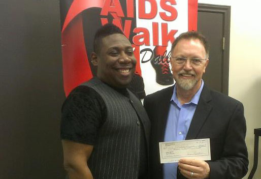 AIDS Walk South Dallas distributes funds