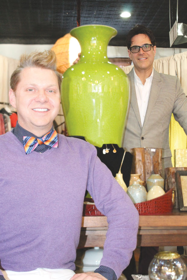 Great Spaces 2013: Boutique chic