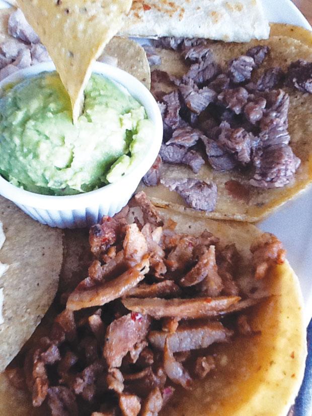 Tasting notes: taco festival!
