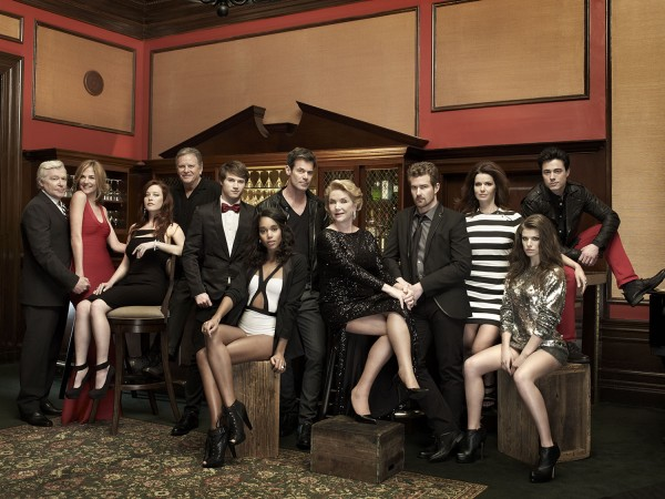 'All My Children,' 'OLTL' are back … without Lucci, but with Slezak
