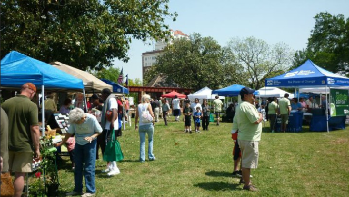 Dallas to celebrate Earth Day with Fair Park, Oak Cliff events this weekend