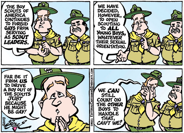 Editorial Cartoon • 04.26.13