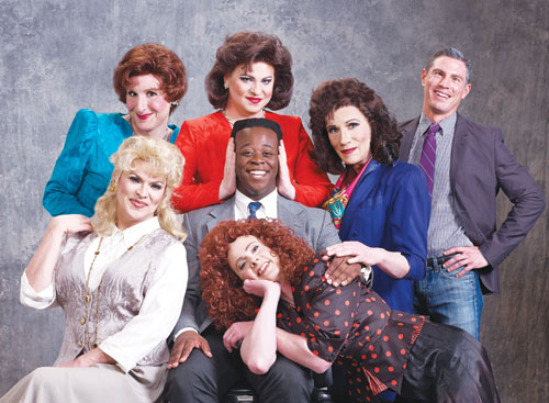 STAGE REVIEWS: 'Re-Designing Women,' 'Penix,' 'Wicked,' 'Rx'