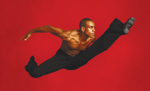 Alvin-Ailey-American-Dance-Theater's-Kirven-James-Boyd.--Photo-by-Andrew-Eccles