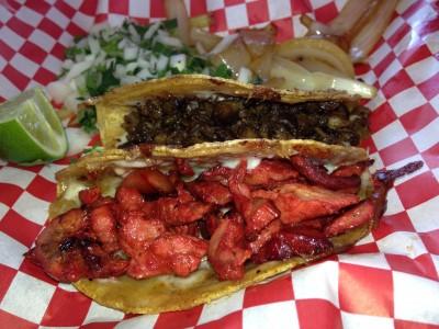 Fito's bistek y trompo tacos