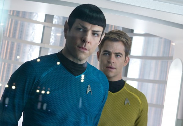 REVIEW: 'Star Trek: Into Darkness'