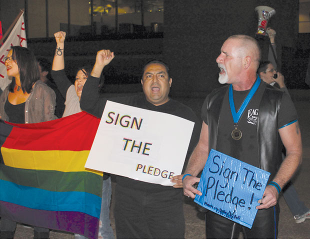 Does Dallas City Hall need an LGBTliaison?