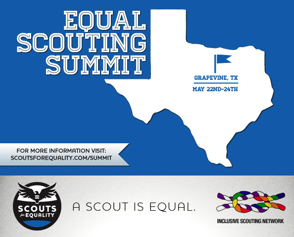 Equal Scouting Summit to take place next week when BSA discusses gay ban