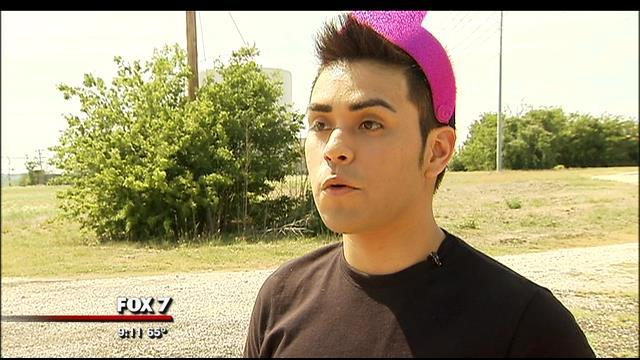 WATCH: Gay student barred from running for prom queen in Kyle, Texas
