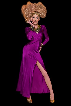 The winner of 'RuPaul's Drag Race' is…