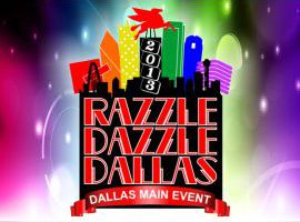 Razzle Dazzle looking for submissions for 2014 logo contest