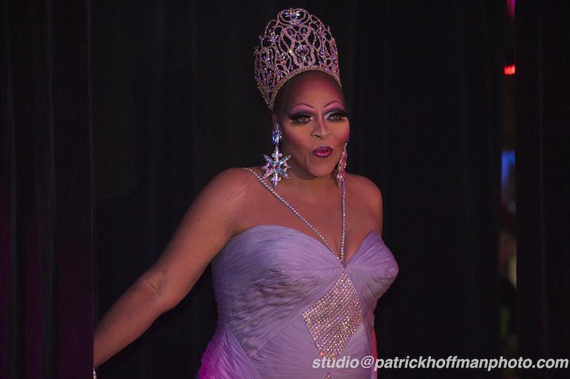 Drag diva Whitney Paige passes