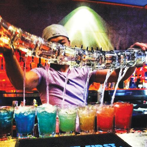 Mix Master  Bartender Skills