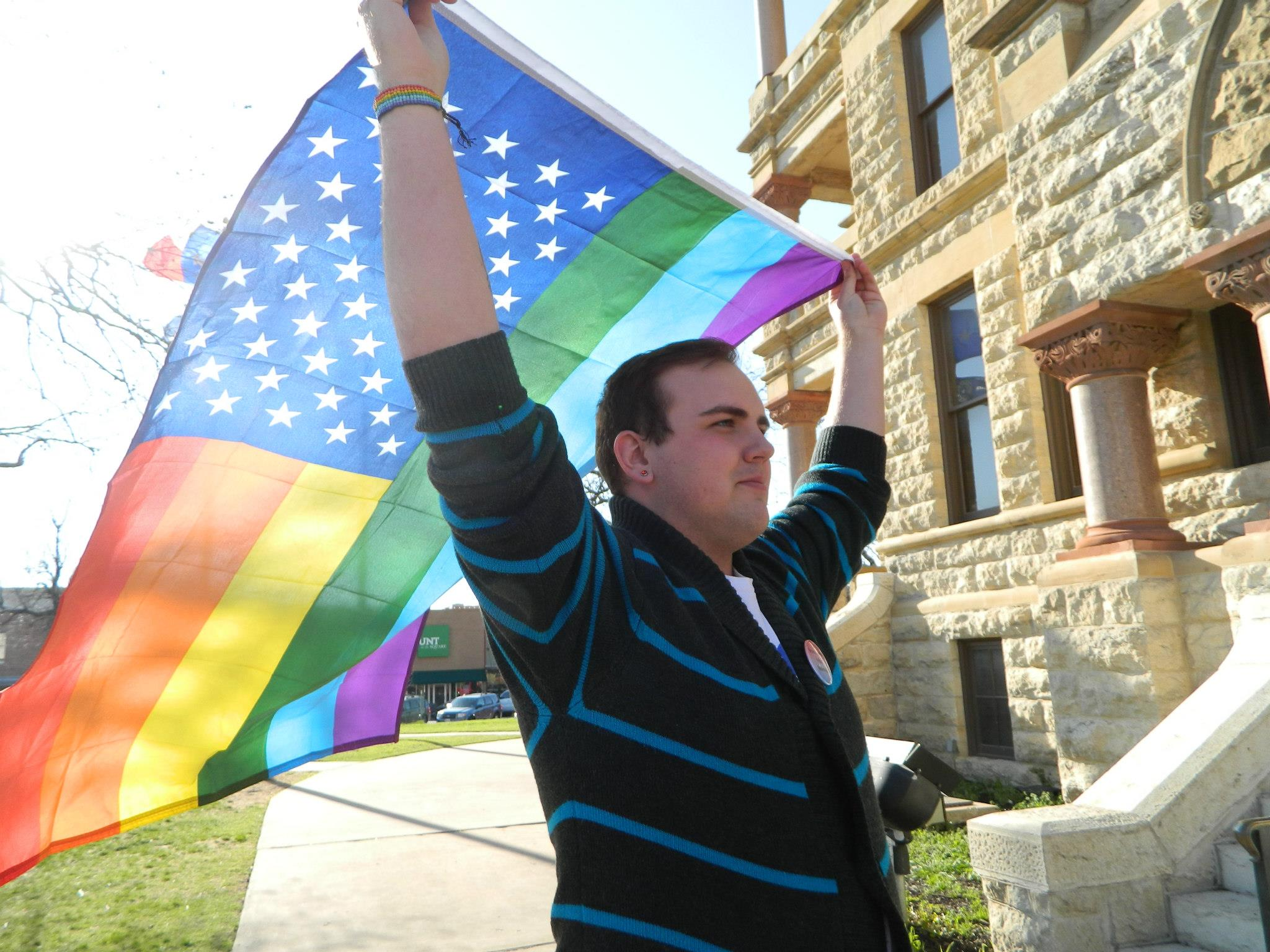 Denton activist continues to push for city marriage equality resolution