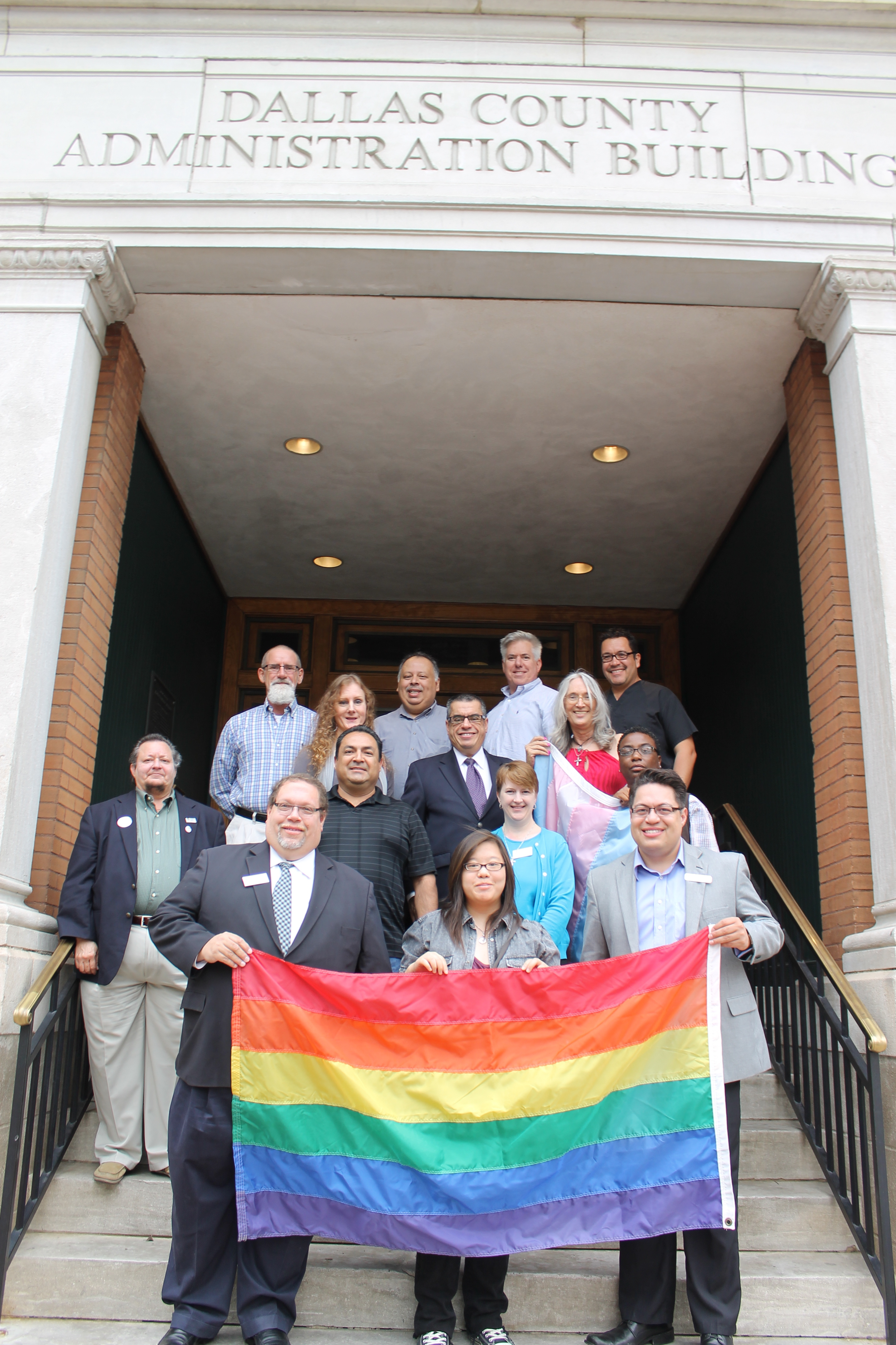 WATCH: Dallas County passes 1st LGBT Pride Month resolution
