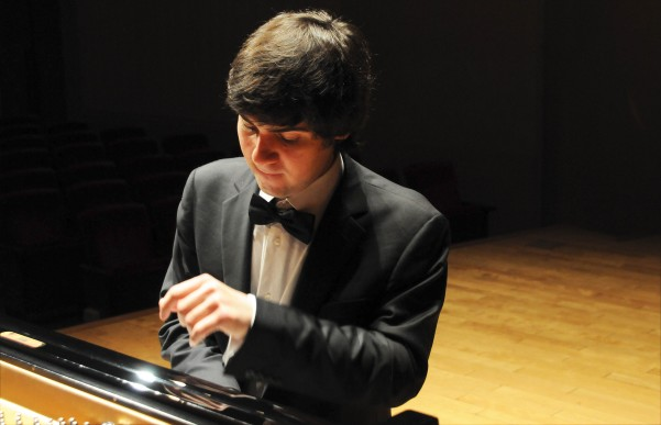 Overtures: Cliburn competition concludes next weekend in Fort Worth