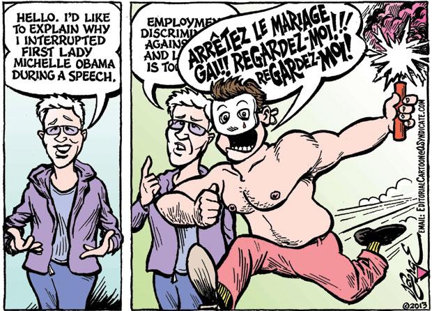 Editorial Cartoon • 06.14.13