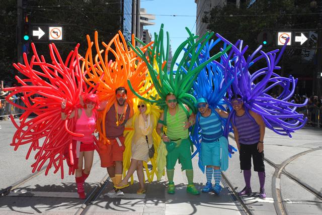 Attendance swells at Pride across U.S., including Houston, San Antonio