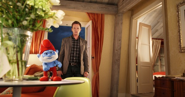 REVIEW: Neil Patrick Harris brings the gay (but not all of it) to 'Smurfs 2'