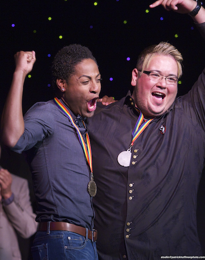 PHOTOS: Walter Cunninghman captures 2013 Voice of Pride crown