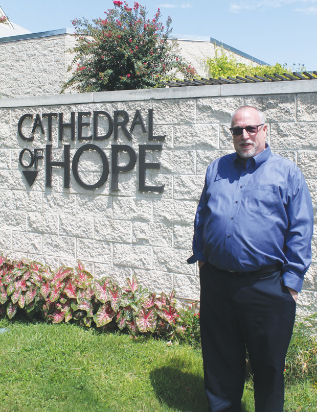 Cathedral of Hope, former pastor Hudson both move on
