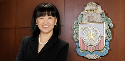 San Antonio councilwoman says gays are 'disgusting' in leaked recording