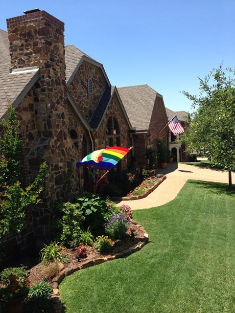 Gay activist to lecture teens who stole his Pride flag in Kennedale